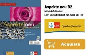 Libro di testo corso di tedesco B2